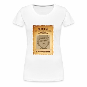 Winjer Nuxx Flat Earther - Women's Premium T-Shirt