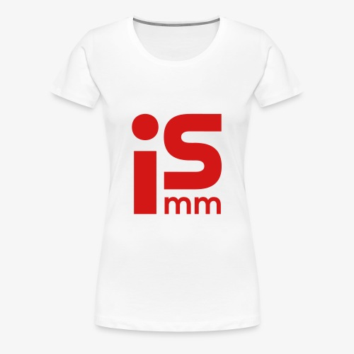Immature Sports Logo - Women's Premium T-Shirt