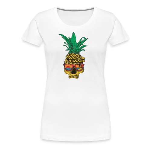 mr.tropical - Women's Premium T-Shirt