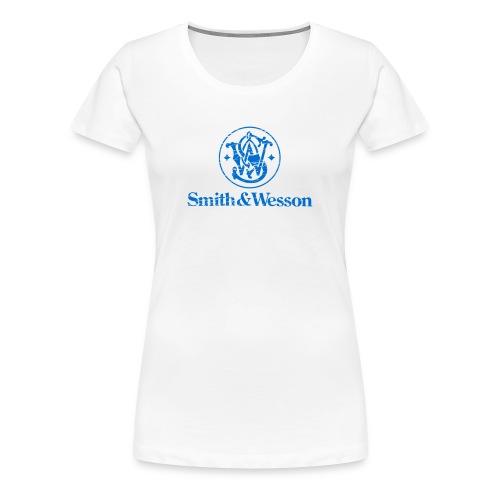 Smith & Wesson (S&W) - Women's Premium T-Shirt