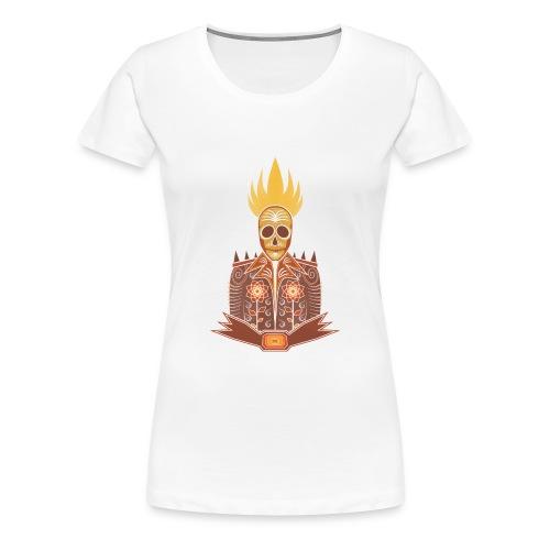 The Rider - Women's Premium T-Shirt