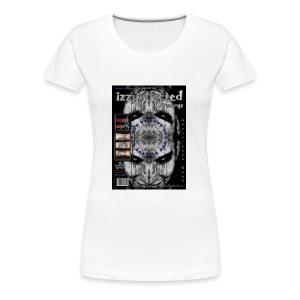 izzyinfected Artworqs Cover January 25th, 2011 - Women's Premium T-Shirt