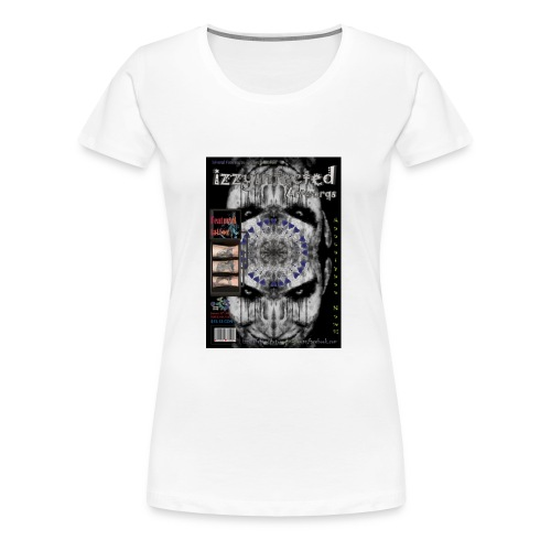 izzyinfected Artworqs Cover January 25th, 2011 - Women's Premium T-Shirt