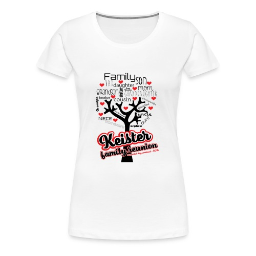 Reunion2018 - Women's Premium T-Shirt