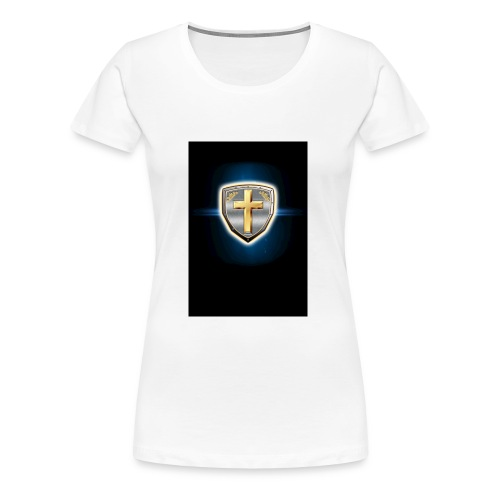 Shield 2 - Women's Premium T-Shirt