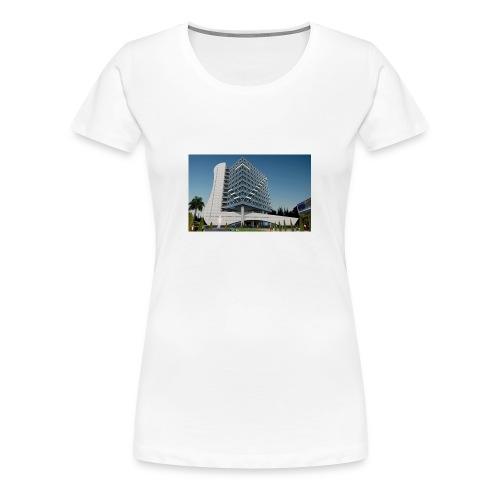 EDIFICIO ARQUITECTONICO - Women's Premium T-Shirt