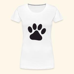 Kenny's Paw - Women's Premium T-Shirt