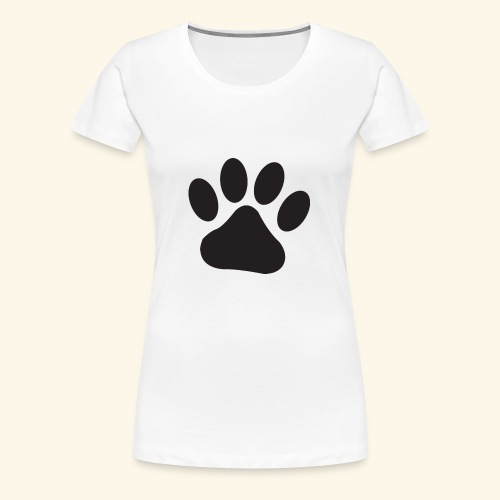 Kenny's Paw - Women's Premium T-Shirt