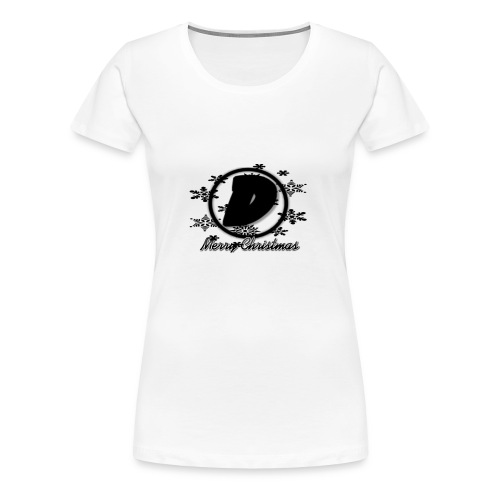 Christmas merch of DarkWarriorXD - Women's Premium T-Shirt