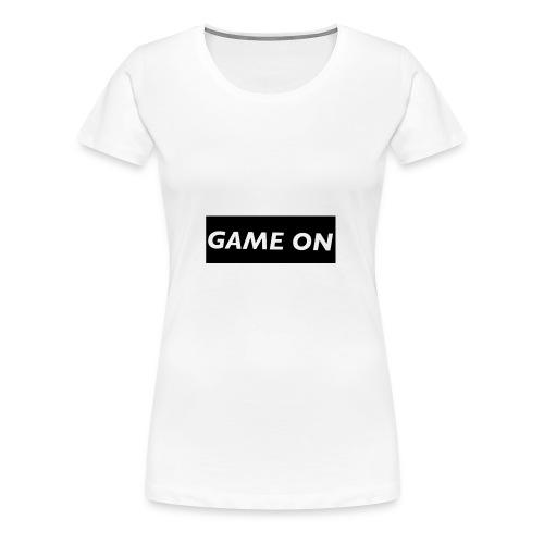 Game On - Women's Premium T-Shirt