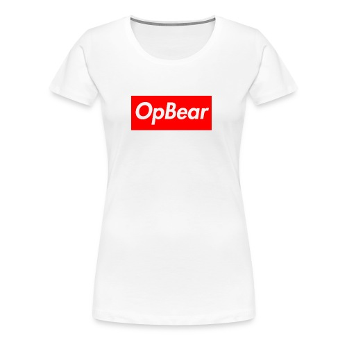 opsupreme - Women's Premium T-Shirt