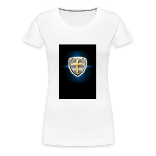 Shield 2 - Women's Premium T-Shirt