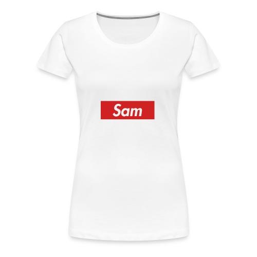 Supreme Sam - Women's Premium T-Shirt