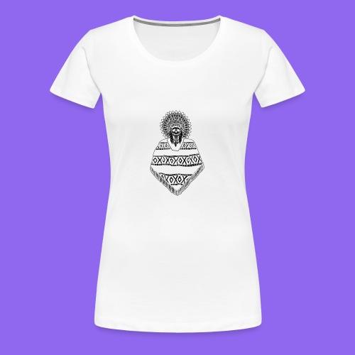 Chief Spooky inverted - Women's Premium T-Shirt