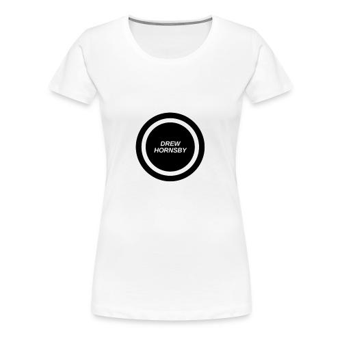 Drew hornsby merch - Women's Premium T-Shirt