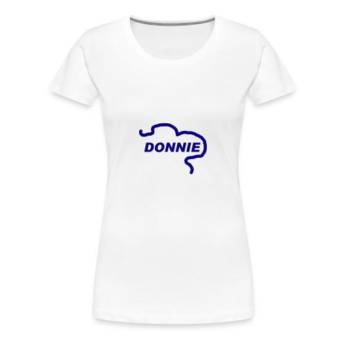 Donnie - Women's Premium T-Shirt