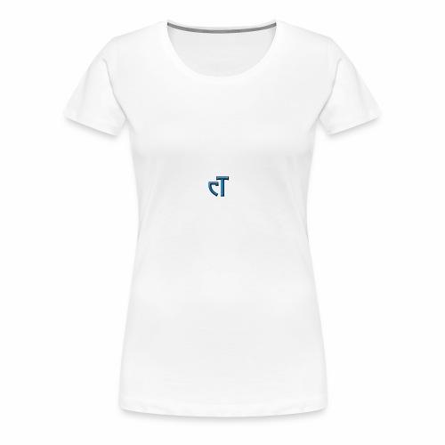cT Signature - Women's Premium T-Shirt