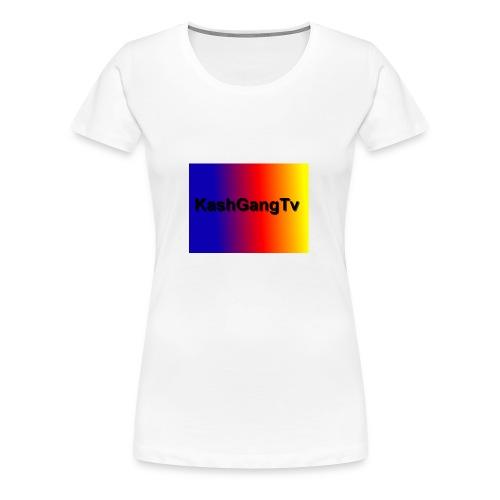 KashSquad - Women's Premium T-Shirt