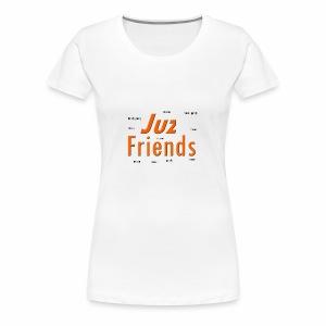 juz friends mason gany - Women's Premium T-Shirt