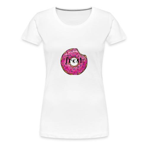 dounut - Women's Premium T-Shirt