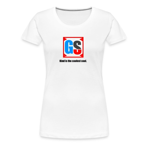 GS - Women's Premium T-Shirt