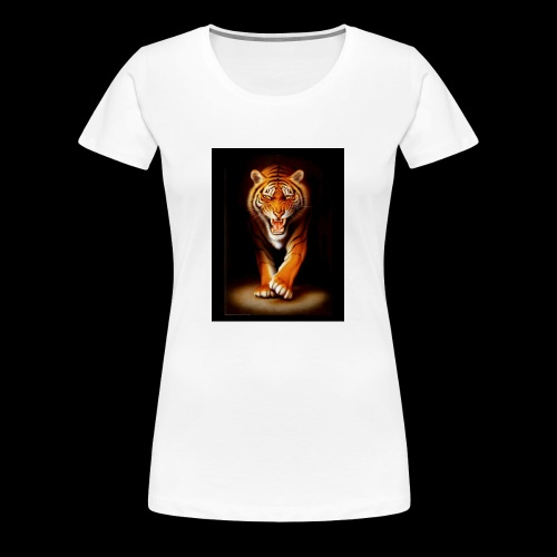FIERCE Ice - Women's Premium T-Shirt