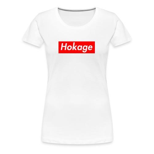 Hokage Supreme Style - Women's Premium T-Shirt