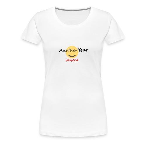 New Year - Women's Premium T-Shirt