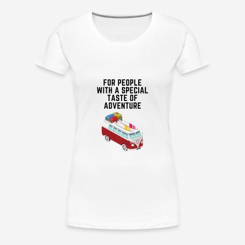 volkswagengraveyard designs - Women's Premium T-Shirt
