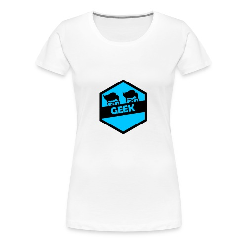 Team Geek - Women's Premium T-Shirt
