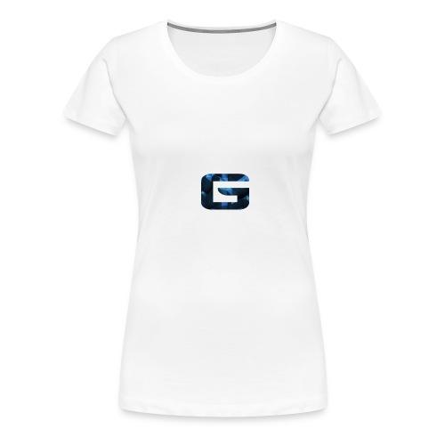 GrimmPLAYZ Branding - Women's Premium T-Shirt