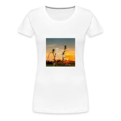 Next life chapter - Women's Premium T-Shirt