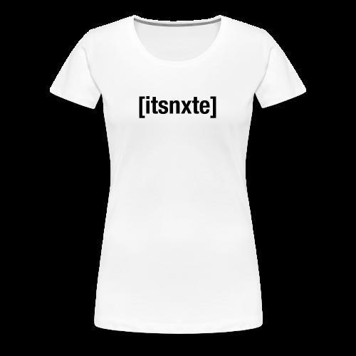 Adult Swim Black - Women's Premium T-Shirt