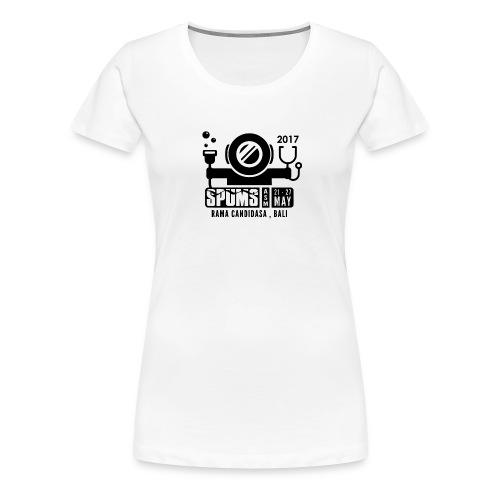 SPUMS ASM 2017 - Women's Premium T-Shirt