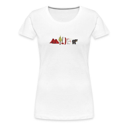 milder family reunion - Women's Premium T-Shirt