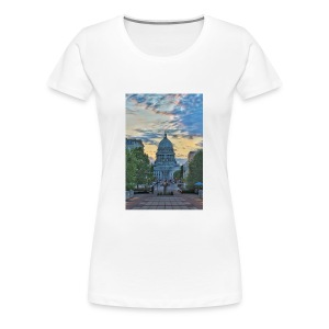 Downtown Madison - Women's Premium T-Shirt