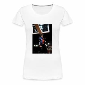 Slamball poster - Women's Premium T-Shirt