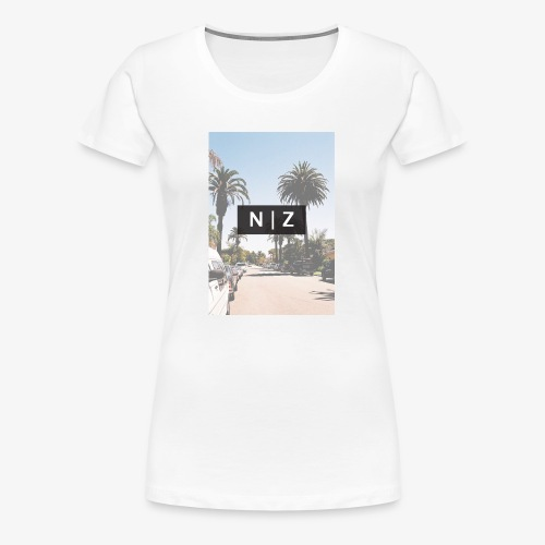 Cali - NoiZ - Women's Premium T-Shirt