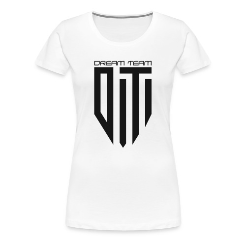 1 - Women's Premium T-Shirt