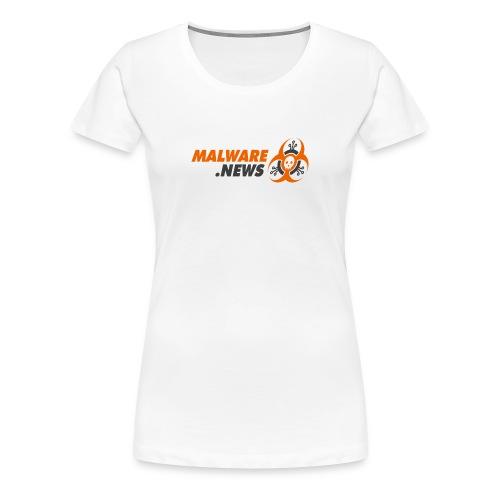 Malware News - Women's Premium T-Shirt