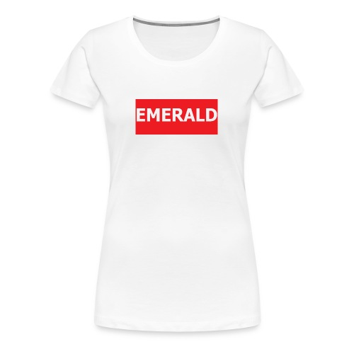 EMERALD Shirt - Women's Premium T-Shirt