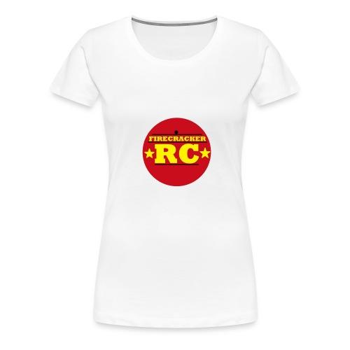 Firecracker RC Logo - Women's Premium T-Shirt