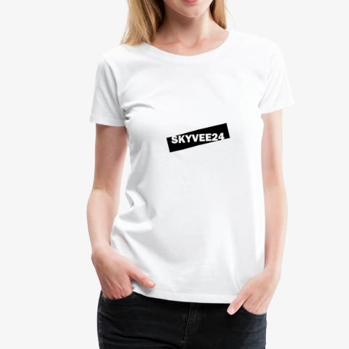 White Edition - Women's Premium T-Shirt