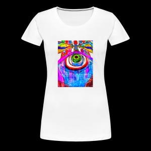 Fountain of Perception - Women's Premium T-Shirt