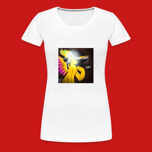 Cool hoodie - Women's Premium T-Shirt