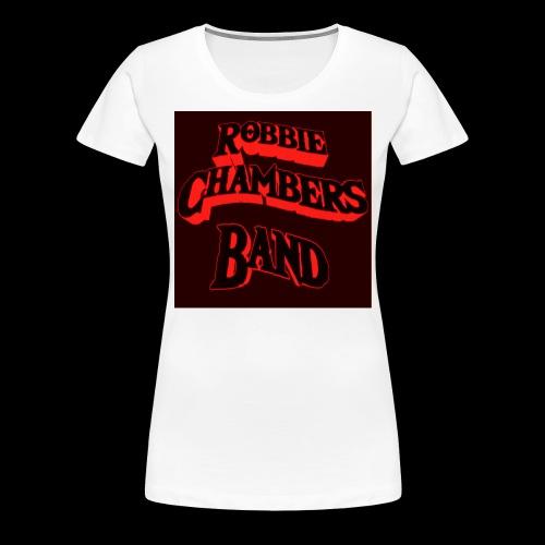 3d logo - Women's Premium T-Shirt