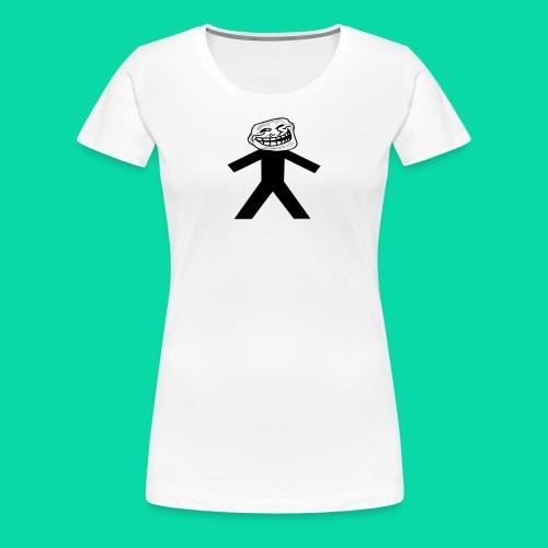 Troll - Women's Premium T-Shirt