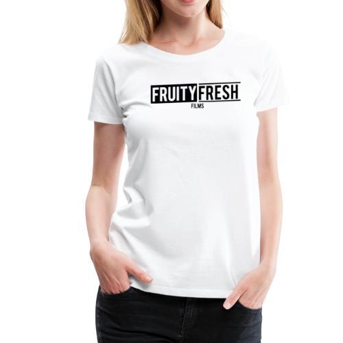 Fruity Fresh Films Marvel Parody - Women's Premium T-Shirt