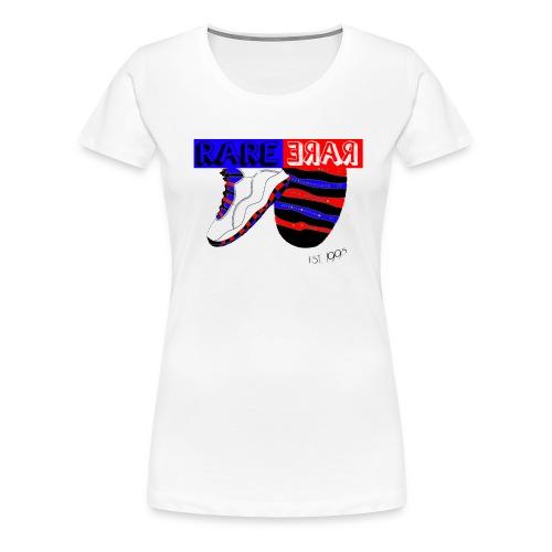 RARE WB J'S - Women's Premium T-Shirt