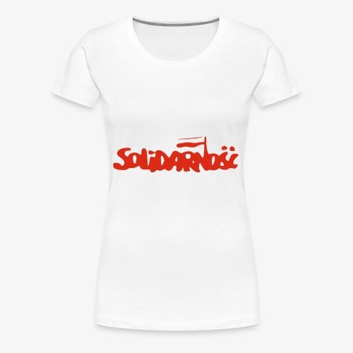 Patriotic Wear PL - Women's Premium T-Shirt